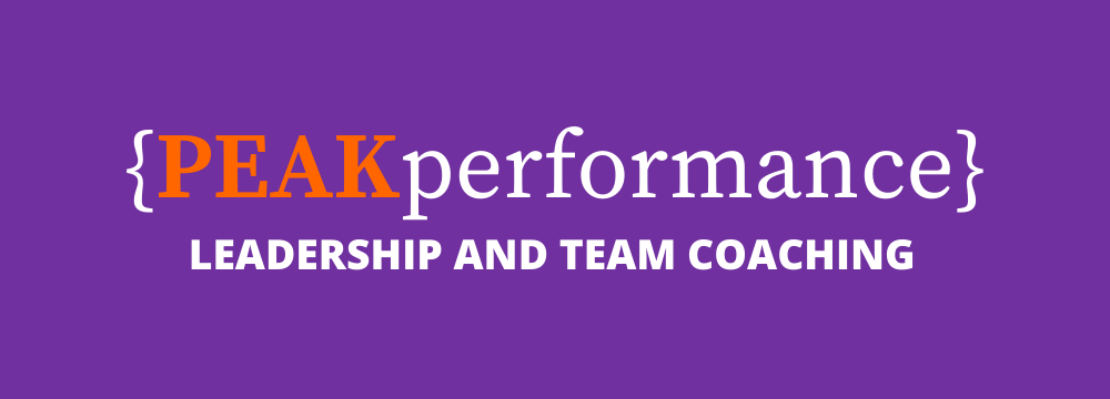 Peak Performance Coaching - April Ria Qureshi