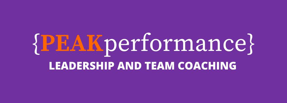 Peak Performance Coaching - April Ria Qureshi